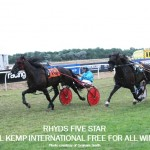 Rhyds Five Star at Musselburgh 2013