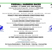 PIKEHALL – 11th August
