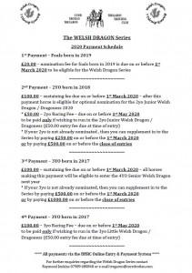 Cyfres Y DDRAIG GYMREIG Taliadau 2020 (002)