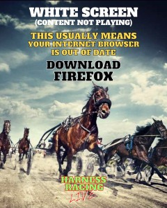 Firefox white screen poster